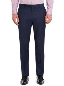 Zefiro shadow stripe suit trousers