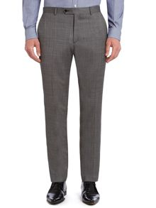 Nazzaro textured suit trousers