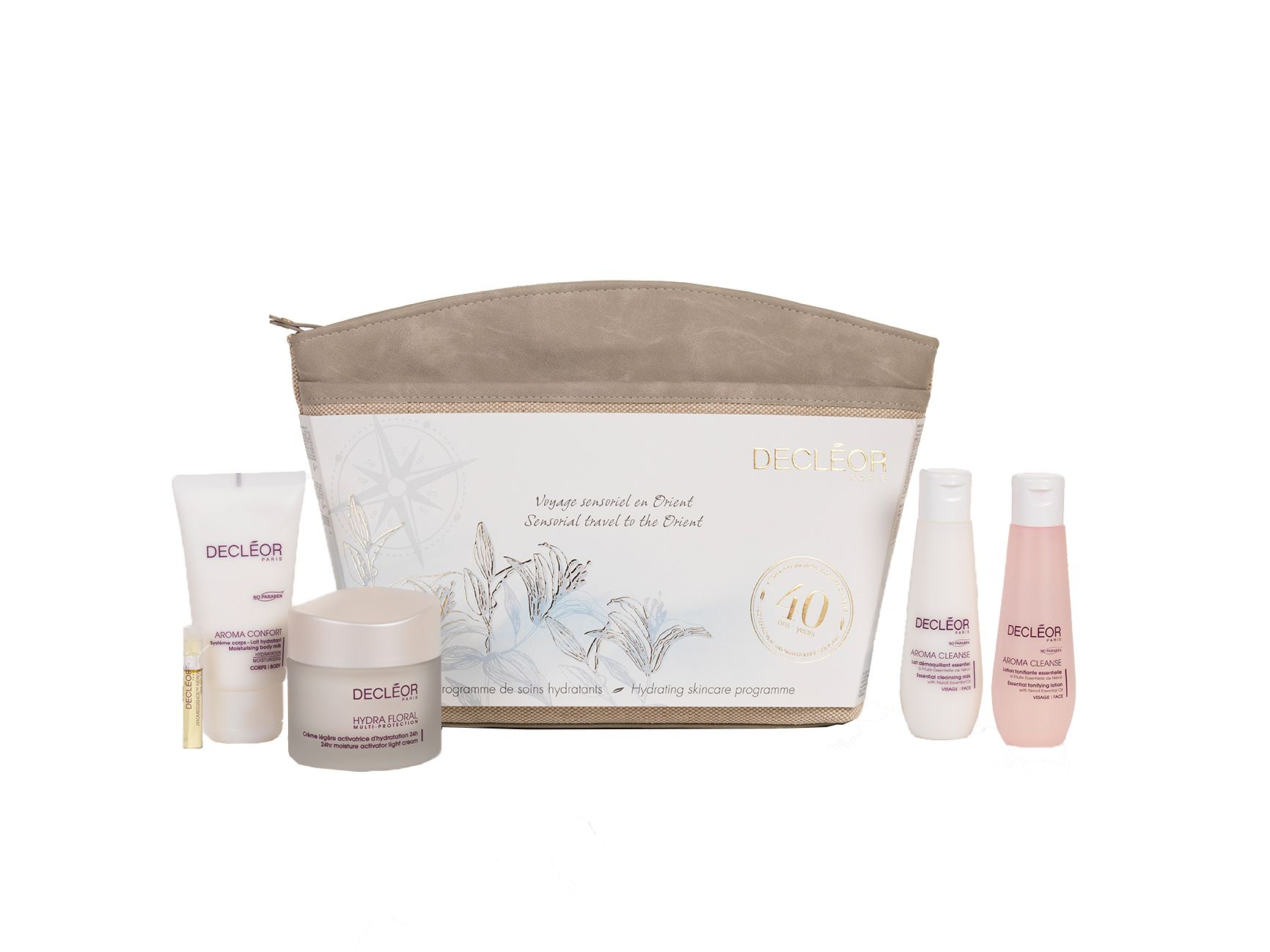 Hydrating Travel Beauty Kit