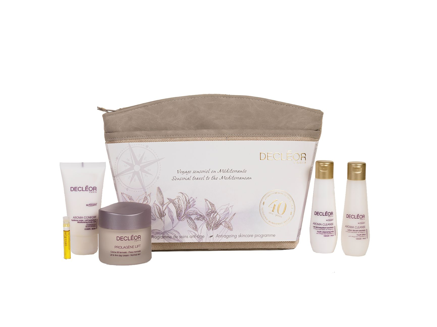 Anti-Ageing Travel Beauty Kit