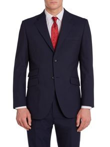 Branson Fine Stripe Suit Jacket