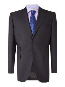 Darlington Fine Stripe Suit Jacket