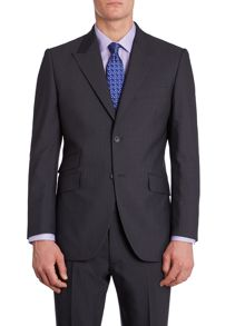 Howick Tailored Darlington Fine Stripe Suit Jacket