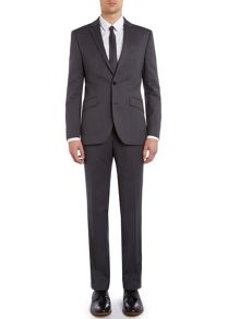 Kenneth Cole Ferris Notch Lapel Twill Nested Suit