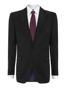 New & Lingwood Asperton Notch Lapel Twill Nested Suit