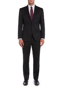 Asperton Notch Lapel Twill Nested Suit