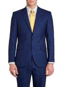 Anderby Herringbone Tailored Fit