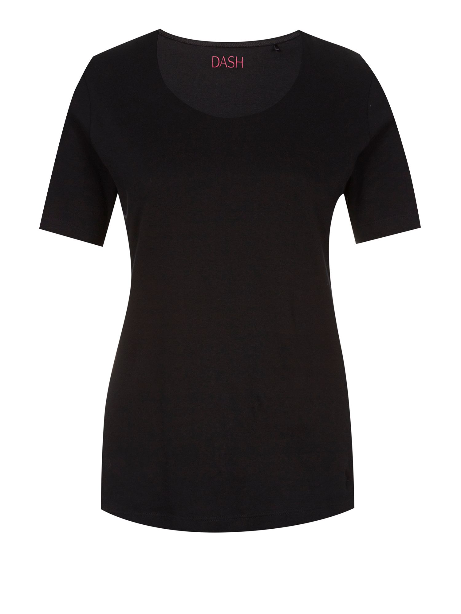 Dash Essential Black T-shirt