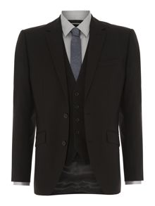 Kenneth Cole Hudson Panama Suit Jacket