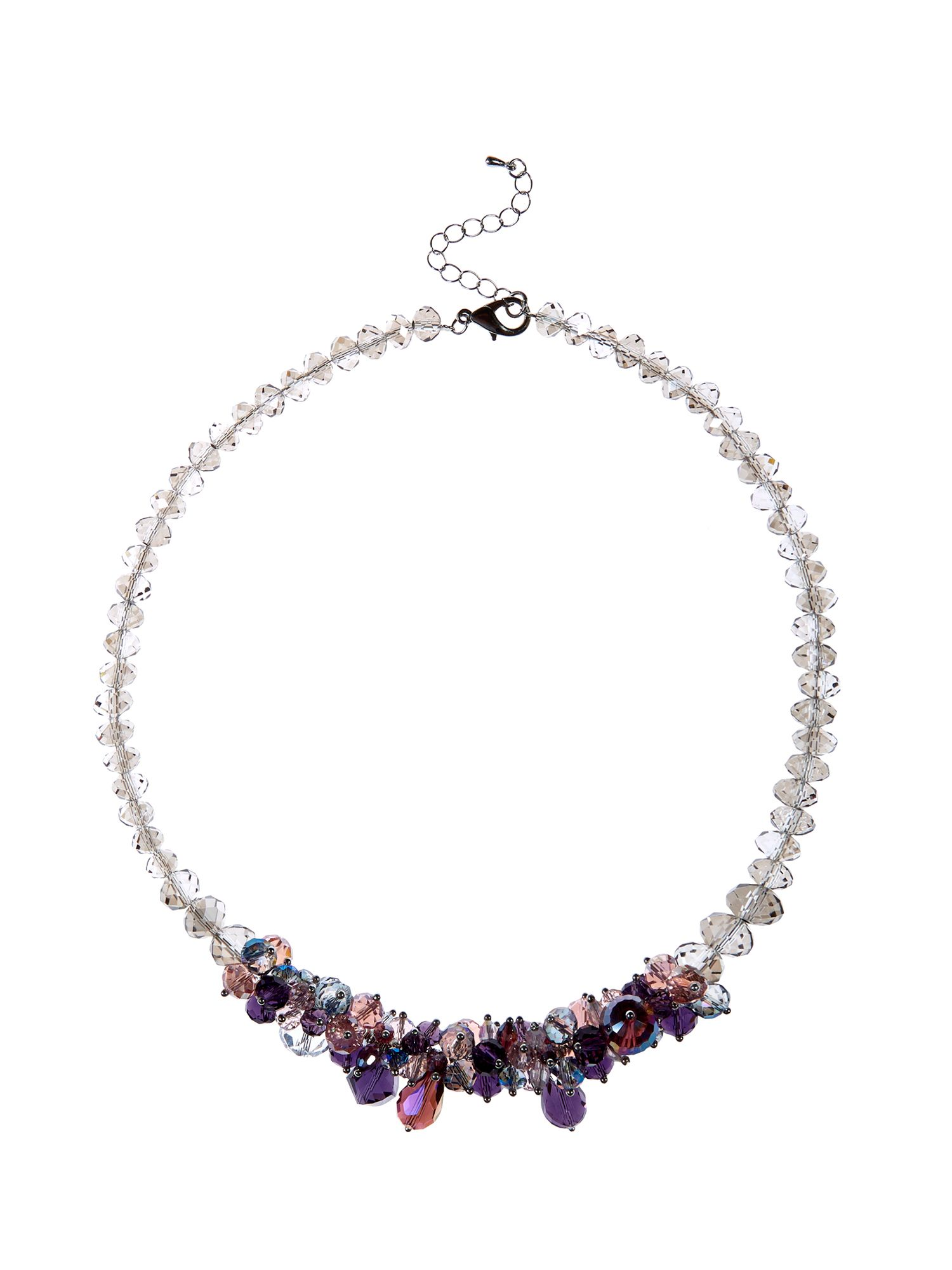 Damson Cluster Necklace