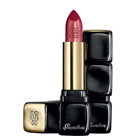 Guerlain Kiss Kiss Lipstick Shaping Cream Lip Colour 320 Red Insolence