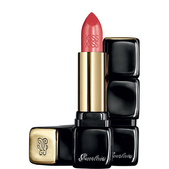 Guerlain Kiss Kiss Lipstick Shaping Cream Lip Colour 340 Miss Kiss