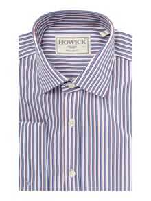 Brenton wide stripe shirt