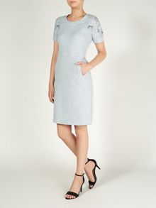 Lace & Cutwork Dress