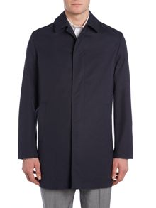 New & Lingwood Walmer single breasted raincoat