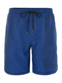 Killifish side logo swim short