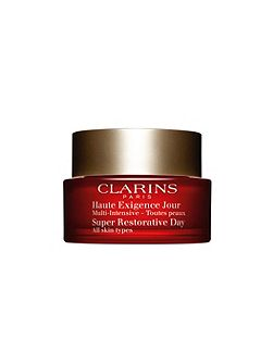 Clarins Super Restorative Day All Skin Types 50ml