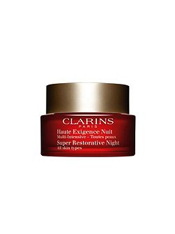 Super Restorative Night All Skin Types 50ml