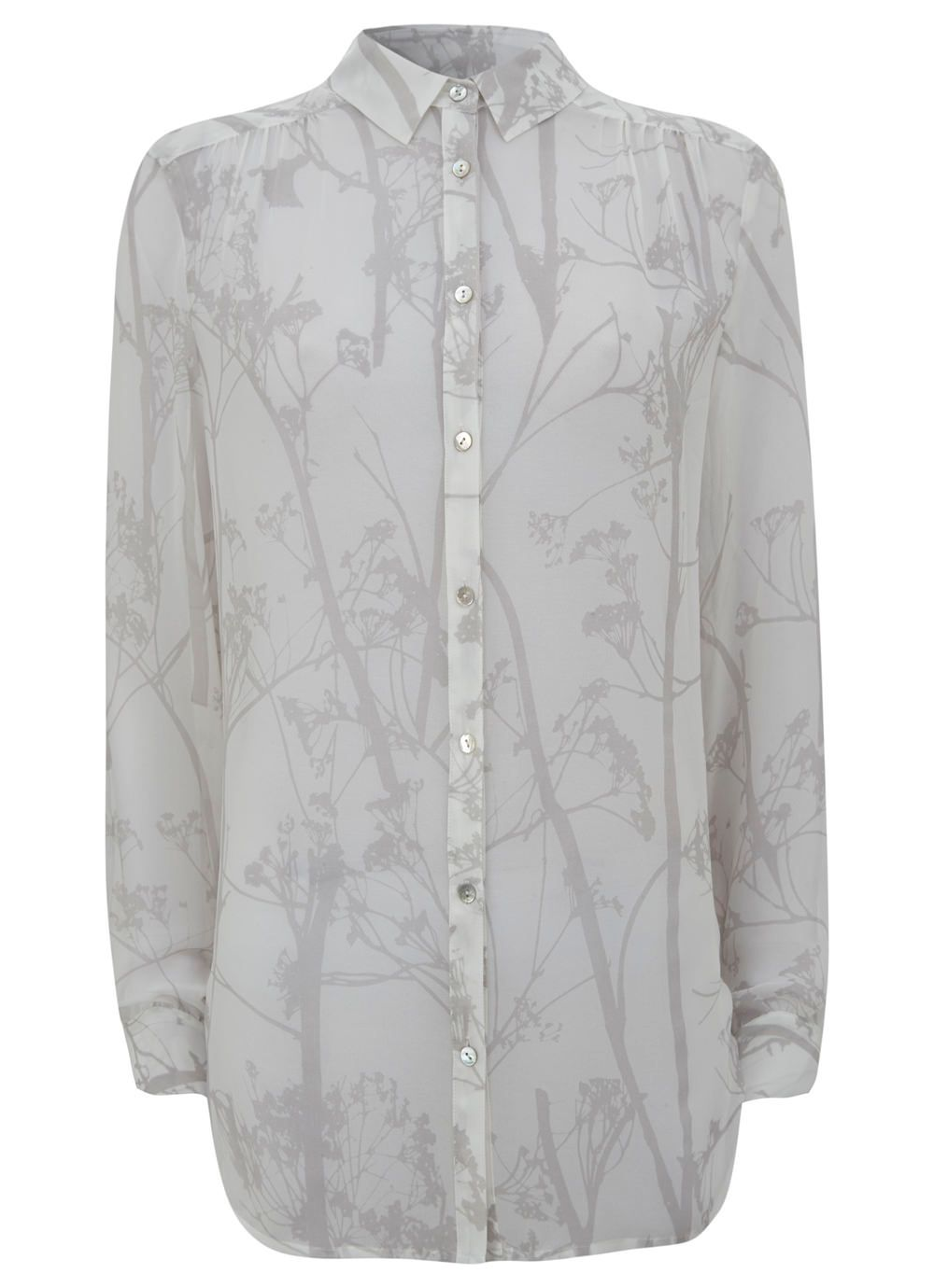 Wynter Print Blouse