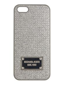 Electronics crystal phone cover