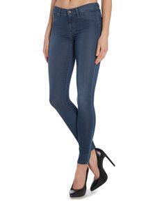 De-light denim skinny jeans