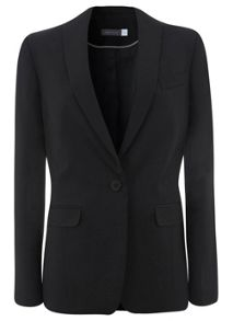 Black Lux Tux Jacket