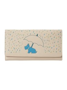 Right as rain neutral large flap over purse