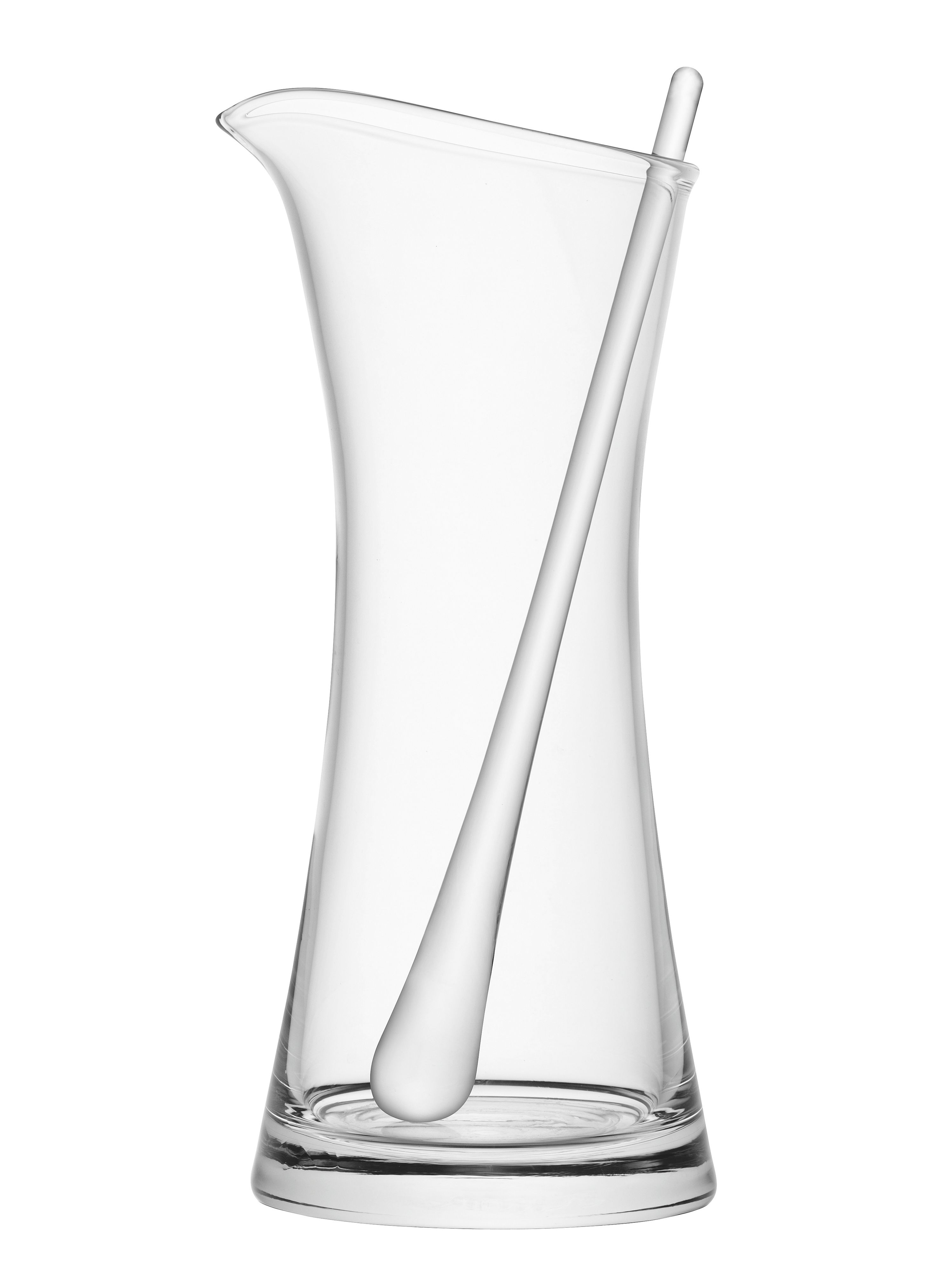 Image of LSA Bar Cocktail Jug & Stirrer 1.2L Clear
