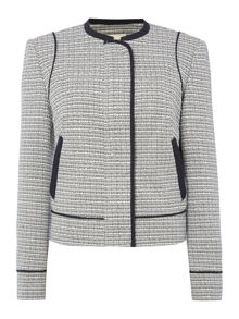 Tweed Mix Jacket