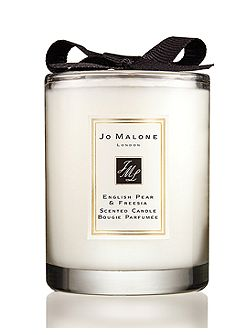 English Pear & Freesia Travel Candle