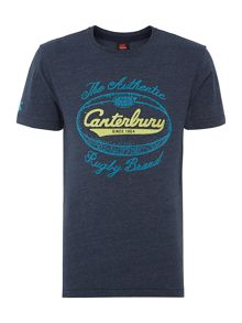 Ccc rugby ball graphic t-shirt