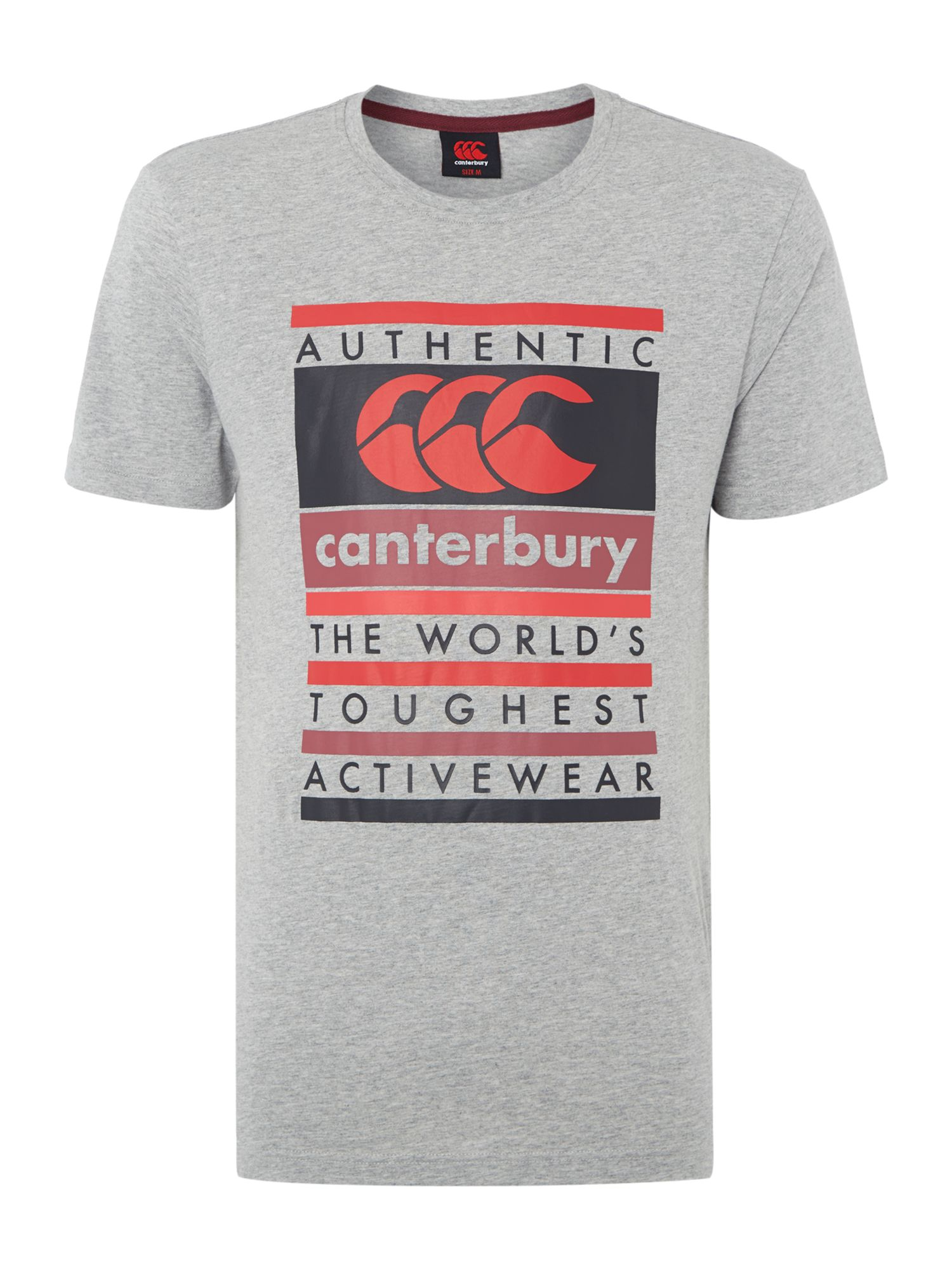 Authentic ccc graphic t-shirt