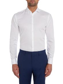 Jaiden slim fit textured shirt