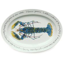 Large Oval 390mm x 280mm - Lobster