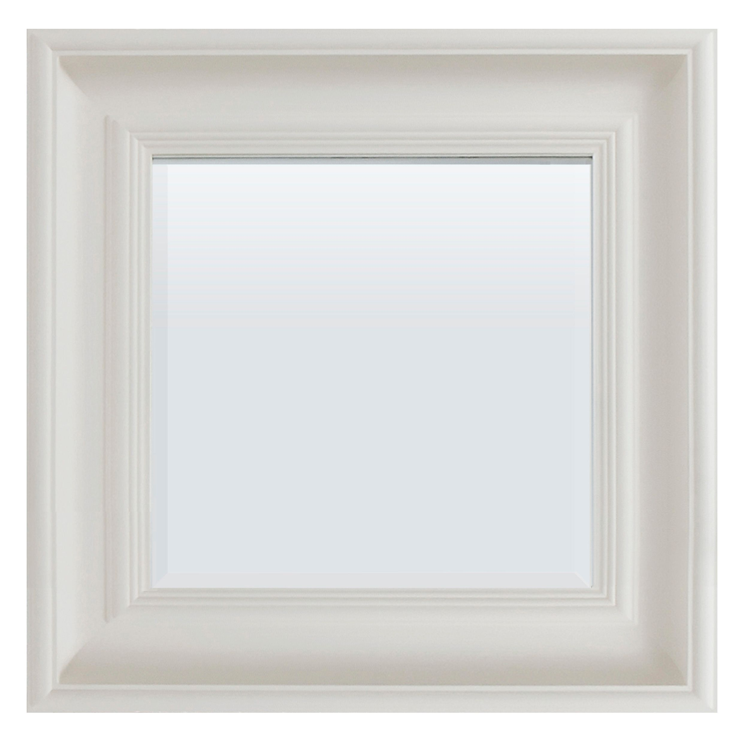 Emmy Cream 68cm x 68cm Mirror