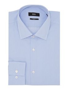 Hugo Boss Jenno Slim Fit Geo Shirt