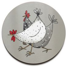 Wacky Chicken Tablemat