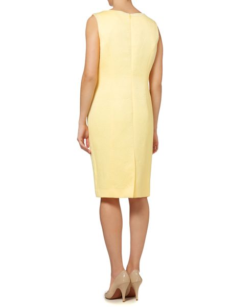 Linea Circles texture dress