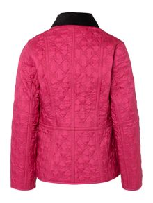 Girls Rosie uilted Hello Kitty jacket