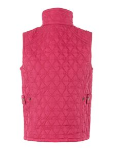 Girls Sadie uilted Hello Kitty gilet