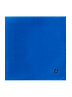 Dalton satin silk pocket square
