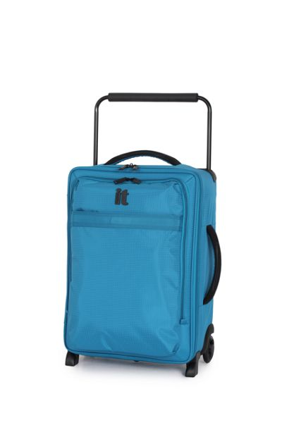 Linea Aqua 2 wheel soft cabin suitcase