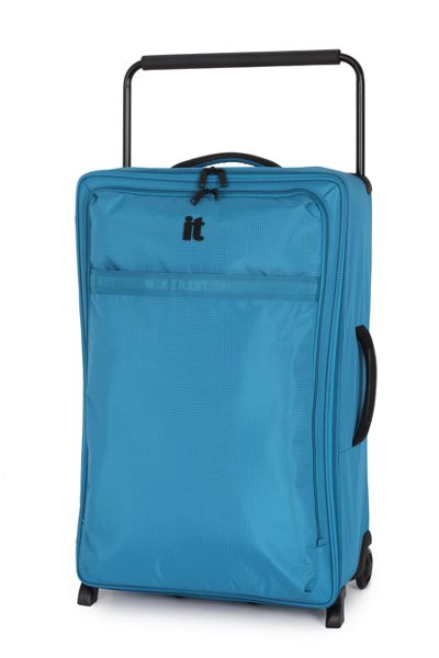 Linea Aqua 2 wheel soft large suitcase