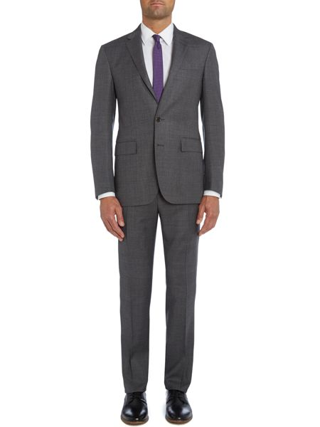 Polo Ralph Lauren Sharkskin slim fit suit