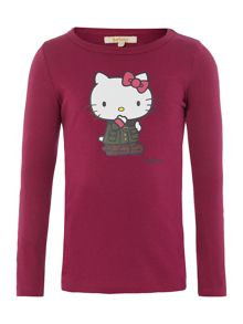 Girls Hello Kitty super soft t-shirt