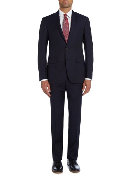 Polo Ralph Lauren Twill Slim Fit Suit