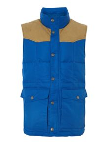 Levi's Down filled sleeveless jacket