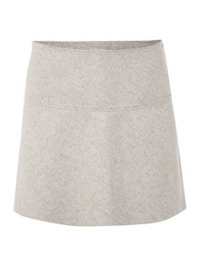 Calvin Klein Kardamon wool mix skirt