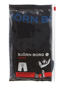 Bjorn Borg Camo Long Underwear Short