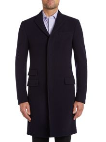 Paddock regular fit over coat